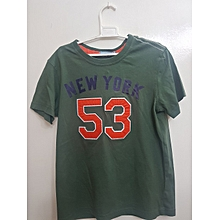 Jungle green 55 Newyork T-shirt