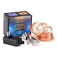 720 LED Copper Wire Branch String Lights - Copper Color