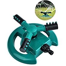 Lawn Sprinkler Garden Sprinkler Head Automatic Water Sprinklers 360°Rotation