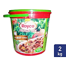 Mchuzi Mix Beef Flavor Seasoning - 2kg