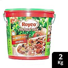 Mchuzi Mix Beef Flavor Seasoning - 2kg