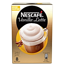 Gold Vanilla Latte 18.5g(Pack of 8)