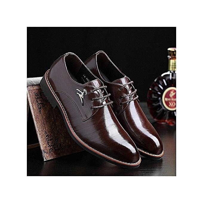 Generic Great Beauty Fashion Men Business Business Cool Dress Shoes