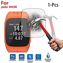 1Pcs Cover For Polar M430 Sport Smart Watch JUN-12A Tempered Glass Film Screen