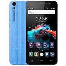 HT16 5.0-Inch(1GB RAM 8GB ROM) Android 6.0 Bluetooth 4.0 3G Smartphone-BLUE