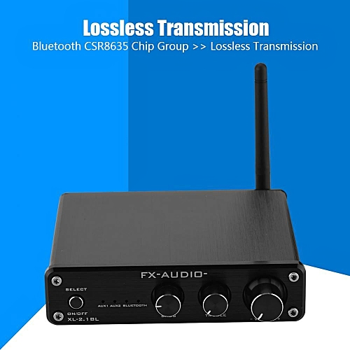 Digital Audio Amplifier XL-2 1 Analog HiFi Preamplifier Optical Coaxial  Output Lossless Transmission Amplifier Preamp-US Plug
