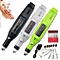 Electric Engraving Pen Engraver Jewelry Wood Carving Polishing Rotary DIY Tool