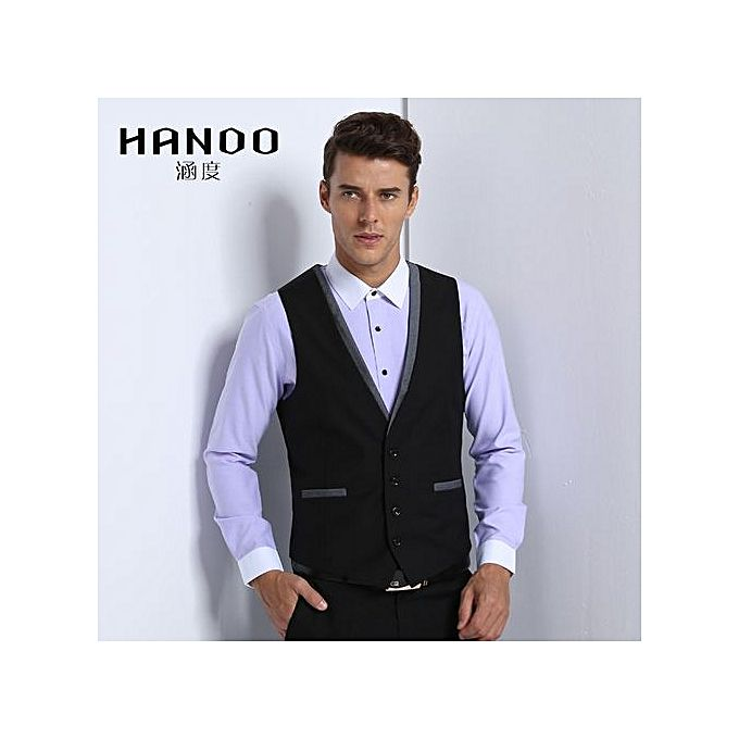 Generic Wedding Suit Vests Men 2017 Spring New Single Breasted ...