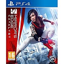 PS4 Game Mirror's Edge Catalyst