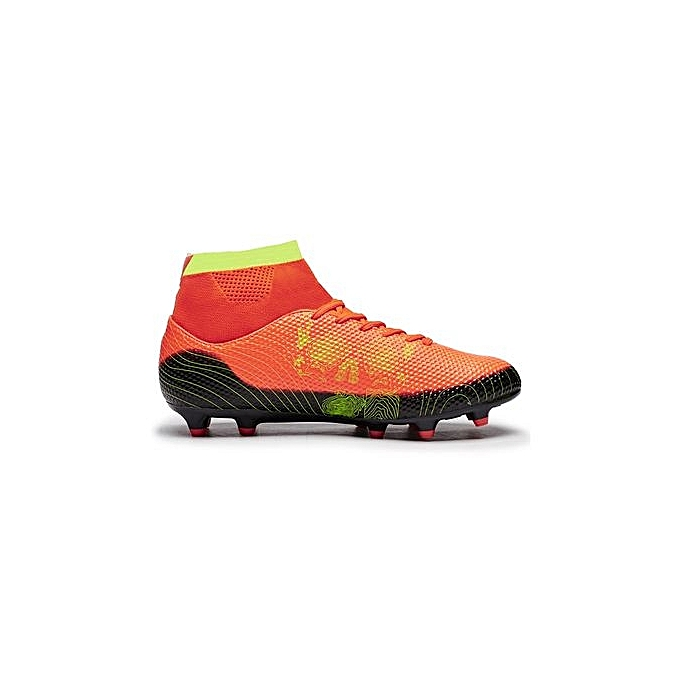 fdd1cc049 ... Ankle Soccer Cleats Mens Football Boots High Top Turf Soccer Shoes  Football Cleats Football Shoes Indoor ...