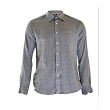 Black Checked Designer Shirt