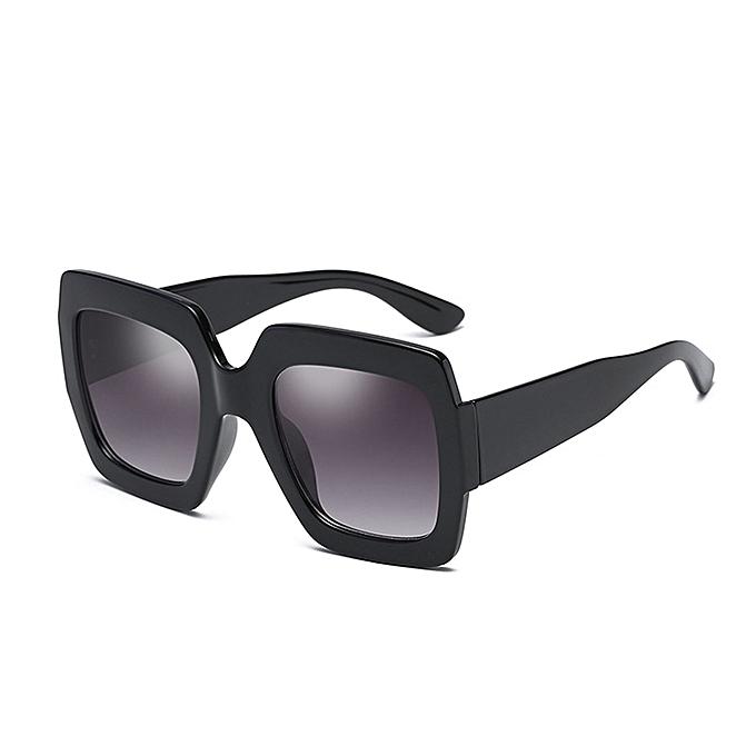 b509448e76d Newly Retro Womens Sunglasses Luxury Designer Oversized Square UV400