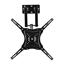 "14 - 55"" Full Motion Moving Swivel Wall Mount TV Bracket 35P"