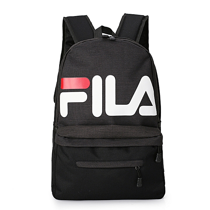 42806c53ff28 FILA Students Backpack Large Capacity School Outdoors Travel Sports Men and  Women Bag