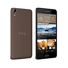 "Desire 728  - Utra Edition- 5.5"" - 32GB - 3GB RAM - 13MP Camera - Dual SIM - 4G - Cappucino Brown"