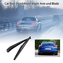 Car Rear Windshield Wiper Arm and Blade for Dodge Caravan Chrysler Town/Country 2008-2009