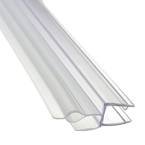 Buy Generic Bath Shower Screen Seal Strip 4 6mm Curved Flat Glass