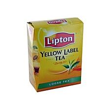 Yellow Label Loose Tea 100 Bags 200 g