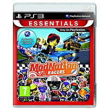 PS3 Game ModNation Racers Essentials