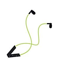 Wireless Bluetooth headphone, Wireless Bluetooth In-Ear Headphones (Green)