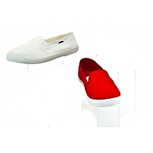 2 pairs One Size Casual Umoja Women Shoes - Christmas offer
