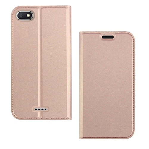 finest selection ada40 85e82 Xiaomi Redmi 6A Case,Ultra Slim Full Body Protection PU Leather Foldable  Stand Flip Cover Case For Xiaomi Redmi 6A