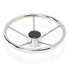 13.5inch Boat Steering Wheel silver
