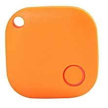 Intelligent Two-way Anti-lost Device Mobile Phone Bluetooth Positioning Camera Function(Orange)
