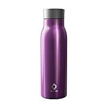 G2 400mL OLED Screen Bluetooth Smart Drinking Water Cup, Support Water Temperature Display & Drinking Water Reminder & Expired Water Reminder & Find the Cup (Purple)