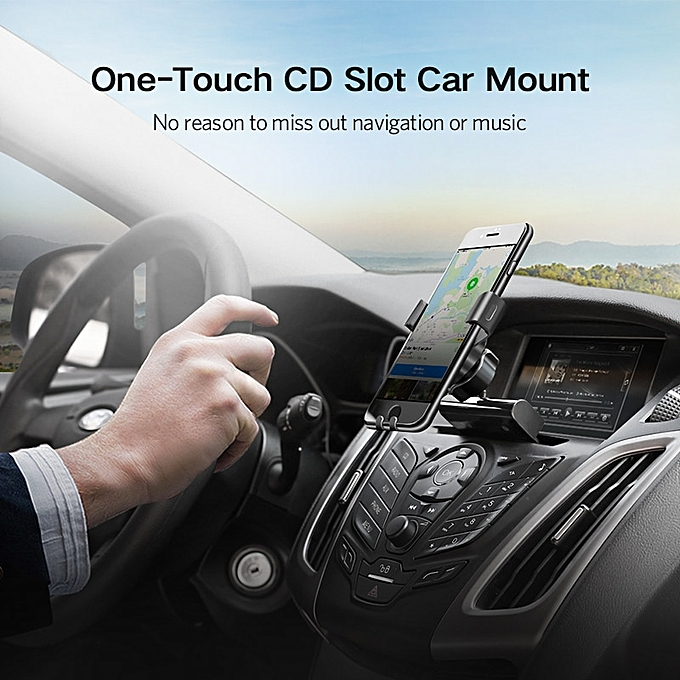 ... Ugreen Car Phone Mount Holder for Phone in Car CD Slot Car Phone Holder Stand for ...