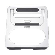 BUBM Universal Laptop Desk Aluminum Stand Dock Desk Holder For Tablet Notebook