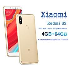 Xiaomi Redmi S2 4G Phablet 5.99 inch MIUI 9 Octa Core 2.0GHz 4GB RAM 64GB ROM - GOLD
