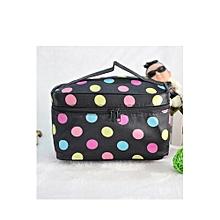 Women Makeup Bag Portable Fashion Colour
