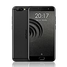 Ulefone-Geminipro Dual Camera Smartphone Support Memory Card 4GB+64GB UK Plug-black