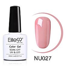 10ml UV/LED Gel Nail polish-Nude series (NU027)