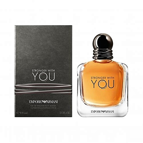Giorgio Armani Stronger With You Edt Men 100ml At Best Price