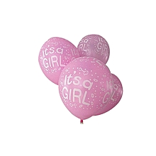 ITS A GIRL BALLOONS 10pcs Balloon Party Decoration Newborn Balloon For Baby Shower Decoration
