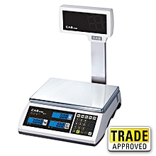CAS ER PLUS PRICE COMPUITING SCALE