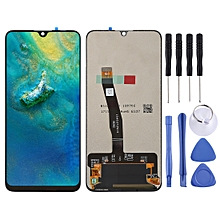 LCD Screen and Digitizer Fullembly for Huawei Honor 10 Lite(Black)