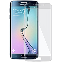 Galaxy S6 Edge - Original Tempered Curved Glass Screen Protector - Clear
