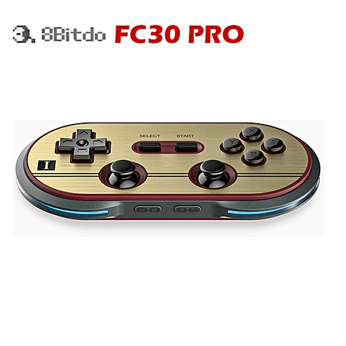 HonTai 8BITDO FC30 PRO Wireless Bluetooth Controller snes Gamepad Dual  Classic sega for iOS Android Windows PK xbox one ps4 controller