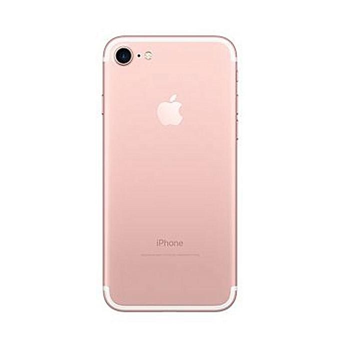 certified refurbished iphone 7 plus 5 5 128gb single sim rose gold jumia kenya. Black Bedroom Furniture Sets. Home Design Ideas