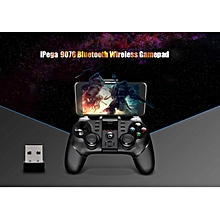 LEBAIQI iPega 9076 Bluetooth Gamepad with Bracket 2.4G Wireless Receiver Android, iOS Built-in 380mAh