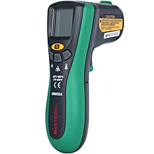 Mastech MS6522A Portable LCD Digital Infrared Thermometer 10:1(D:S) Non Contact Laser Temp Tester