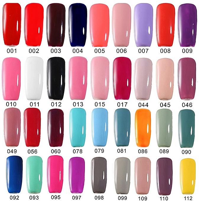 Buy Liplasting Lulaa New Easy To Use Nail Gel Polish UV&LED Shining ...