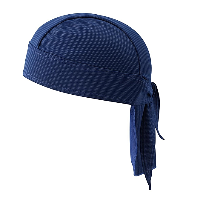 Mens Pirate Hat Breathable Foldable Sports Bandana Cap Quick Dry Cycling  Headpiece ddc6fad5e115
