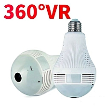 2019 Nanny CCTV 360 Bulb with Night Vision and Motion Sensor