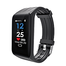 DC28 PLUS 0.96'' TFT Color Display IP67 Bluetooth Watch Heart Rate Blood Pressure Smart Watch