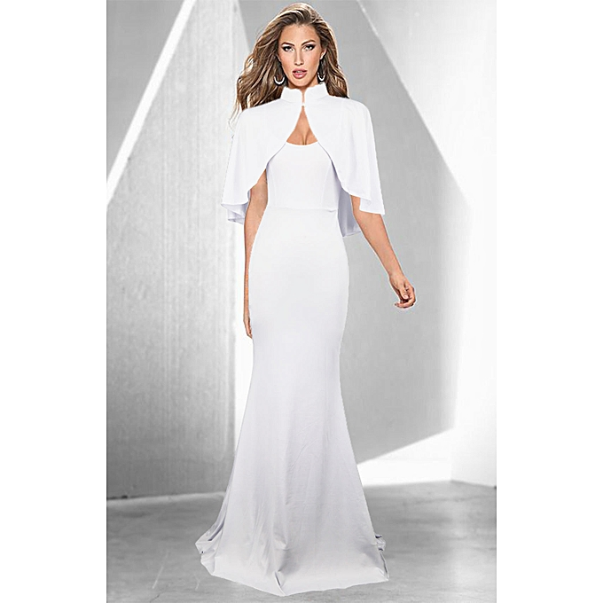 New Women S Evening Dresses One Piece Dress Sling Fish Tail Trailing Y