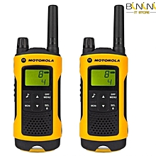 MOTOROLA WALKIE TALKIE TLKR T80 WWD